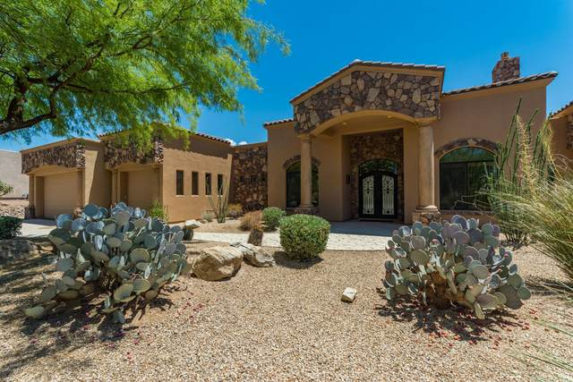 13802 N Javelina Springs Place, Oro Valley, AZ 85755 (#22018498) :: Long Realty - The Vallee Gold Team