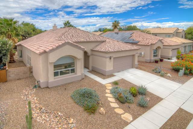 9128 E Canyon Terrace Drive, Tucson, AZ 85715 (#22018505) :: Long Realty - The Vallee Gold Team