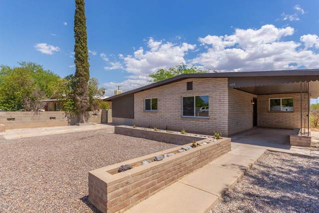 402 E Vaquero Place, Tucson, AZ 85706 (#22018513) :: Long Realty - The Vallee Gold Team