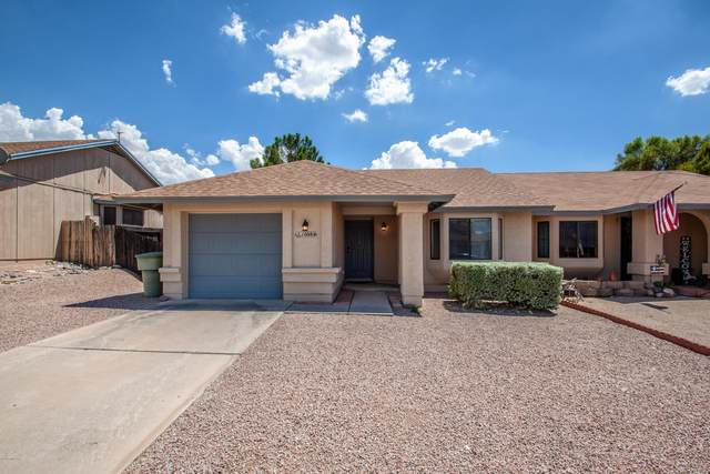 10084 E Desert Aire Drive, Tucson, AZ 85730 (#22018530) :: Long Realty - The Vallee Gold Team