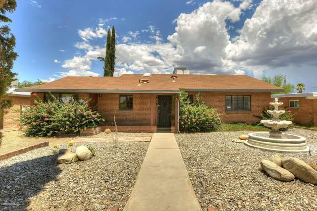 6119 E Hawthorne Street, Tucson, AZ 85711 (#22018531) :: Long Realty - The Vallee Gold Team