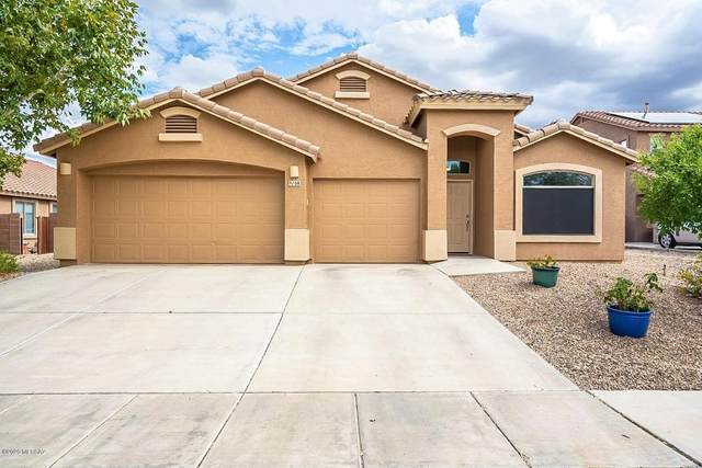 9108 E Scarlet Bluffs Place, Vail, AZ 85641 (#22018553) :: Long Realty - The Vallee Gold Team
