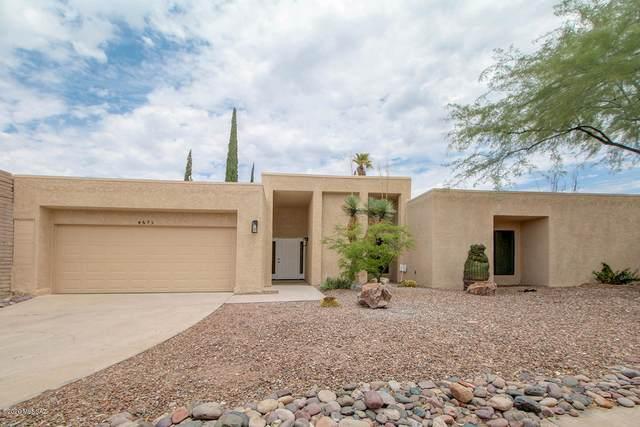 4675 E Camino Rosa, Tucson, AZ 85718 (#22018571) :: Long Realty - The Vallee Gold Team