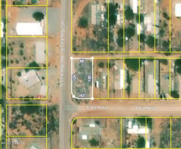 91 E Via Nova #81, Huachuca City, AZ 85616 (MLS #22018574) :: The Property Partners at eXp Realty