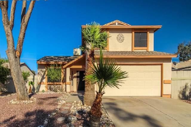 5890 N Belbrook Drive, Tucson, AZ 85741 (#22018585) :: Long Realty Company