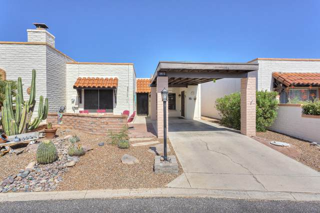 3072 S Placita Margarita, Green Valley, AZ 85622 (MLS #22018586) :: The Property Partners at eXp Realty