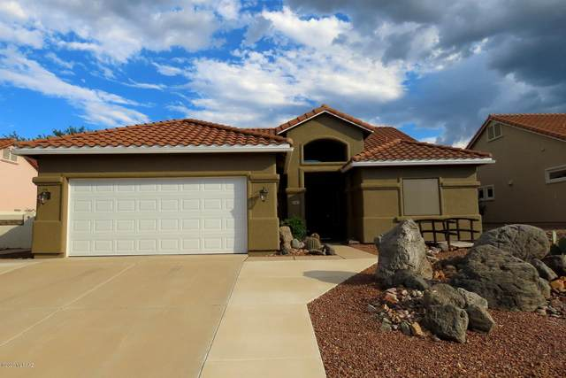 2582 Coral Brooke Drive, Sierra Vista, AZ 85650 (#22018592) :: Long Realty - The Vallee Gold Team