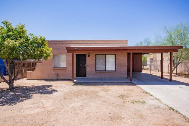 6642 S San Fernando Road, Tucson, AZ 85756 (#22018596) :: Long Realty - The Vallee Gold Team