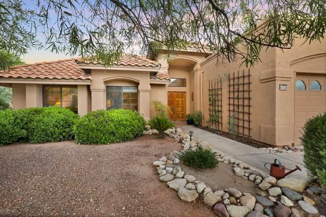 6100 N Calle Matamoros, Tucson, AZ 85750 (#22018601) :: Long Realty - The Vallee Gold Team