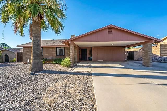 3120 W Green Ridge Drive, Tucson, AZ 85741 (#22018607) :: Long Realty - The Vallee Gold Team