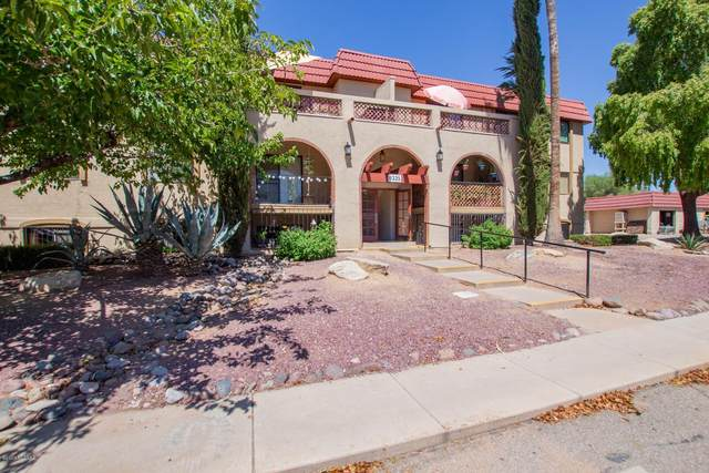 6335 N Barcelona Lane #719, Tucson, AZ 85704 (#22018654) :: Gateway Partners