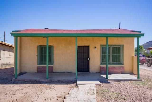 1239 W Ontario Street, Tucson, AZ 85745 (#22018660) :: Long Realty - The Vallee Gold Team