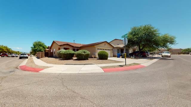 3552 N Riverhaven Drive, Tucson, AZ 85712 (#22018678) :: The Josh Berkley Team