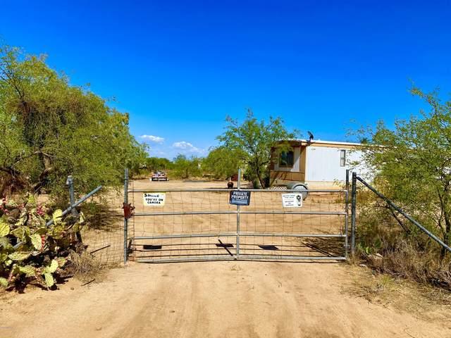 12397 W Vegas Drive, Tucson, AZ 85736 (#22018689) :: Keller Williams