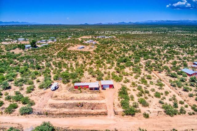 8567 E American Dream Way, Sierra Vista, AZ 85650 (#22018714) :: Long Realty - The Vallee Gold Team