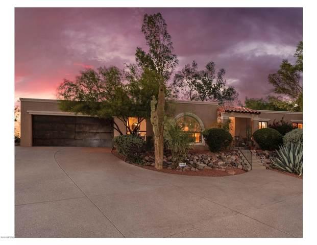 1430 W Vista Alesha, Tucson, AZ 85704 (#22018716) :: Long Realty Company