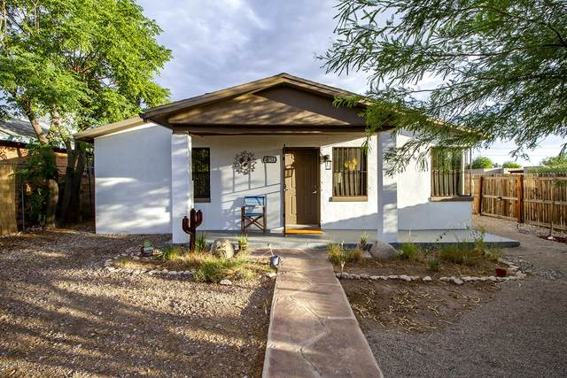 304 E 23rd Street, Tucson, AZ 85713 (#22018724) :: Long Realty - The Vallee Gold Team