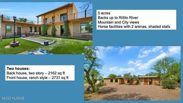 4866 E Calle Pequena, Tucson, AZ 85718 (#22018730) :: Gateway Partners