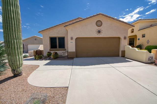 2295 S Via Alonso, Green Valley, AZ 85614 (#22018753) :: Long Realty - The Vallee Gold Team