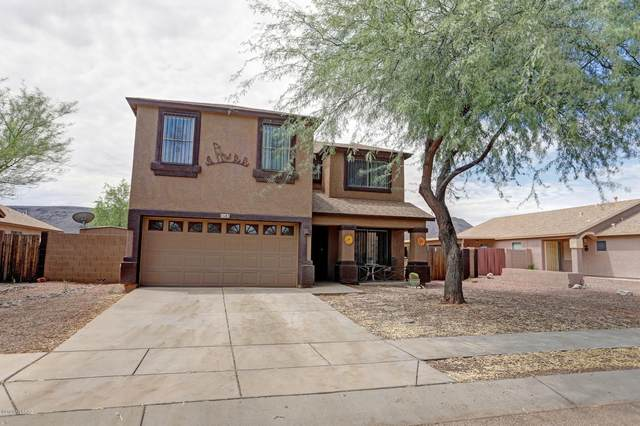 7682 S Carlisle Avenue, Tucson, AZ 85746 (#22018766) :: Long Realty - The Vallee Gold Team