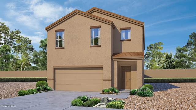 3311 N Dales Crossing Drive, Tucson, AZ 85745 (#22018767) :: Keller Williams