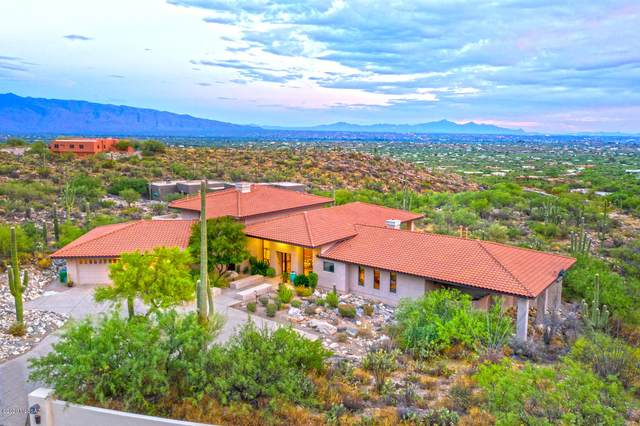 5436 N Avenida De La Colina, Tucson, AZ 85749 (#22018769) :: Long Realty - The Vallee Gold Team