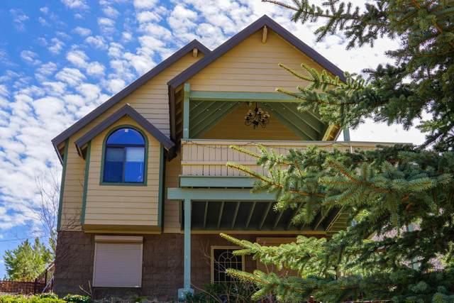11162 E Carter Canyon Road, Mt. Lemmon, AZ 85619 (#22018770) :: eXp Realty