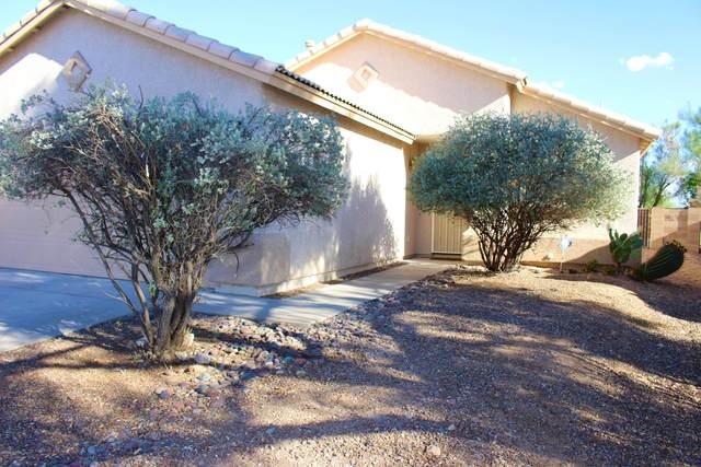 4471 W Rose Mist Way, Tucson, AZ 85741 (#22018783) :: Long Realty Company