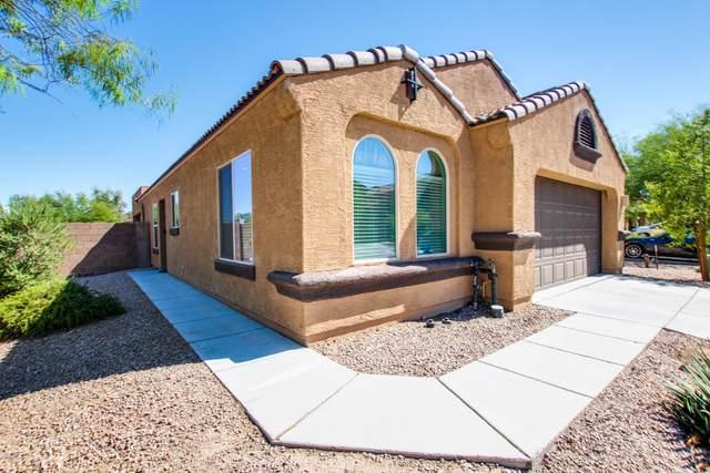 8784 N Mugho Pine Trail, Tucson, AZ 85743 (#22018796) :: Long Realty - The Vallee Gold Team