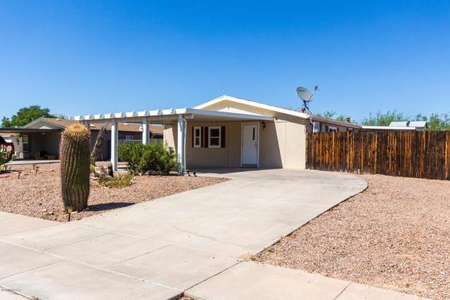 9080 N Valgrind Lane, Tucson, AZ 85743 (#22018808) :: Long Realty - The Vallee Gold Team