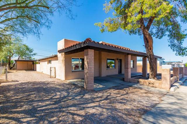 5410 E 29th Street, Tucson, AZ 85711 (#22018809) :: Gateway Partners