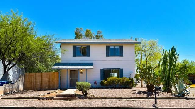 902 E Elm Street, Tucson, AZ 85719 (#22018814) :: Tucson Property Executives