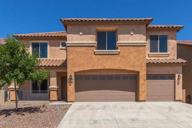 14282 S Via Del Moro, Sahuarita, AZ 85629 (#22018825) :: AZ Power Team | RE/MAX Results