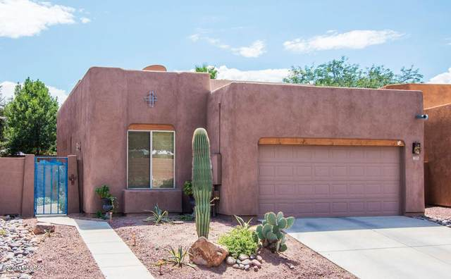 7695 E Chase Park Loop, Tucson, AZ 85710 (MLS #22018831) :: The Property Partners at eXp Realty