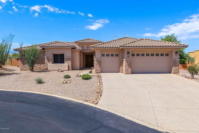 17128 S Vanilla Peak Court, Vail, AZ 85641 (#22018835) :: Long Realty - The Vallee Gold Team
