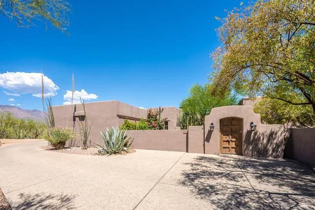4860 N Camino Real, Tucson, AZ 85718 (#22018839) :: Realty Executives Tucson Elite