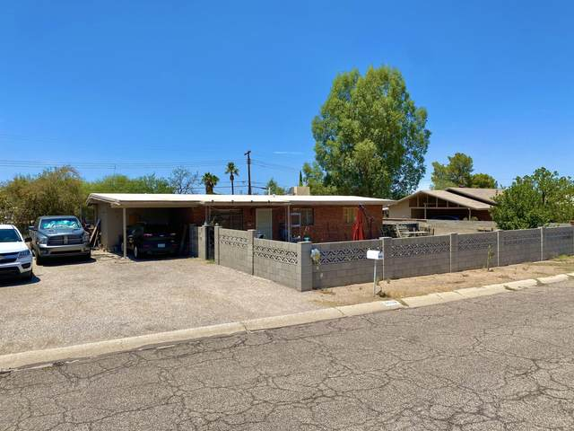 6538 E Calle Cappela, Tucson, AZ 85710 (#22018842) :: The Local Real Estate Group | Realty Executives