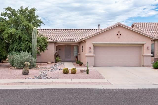7483 W Mystic Sky Lane, Tucson, AZ 85743 (#22018848) :: Long Realty - The Vallee Gold Team