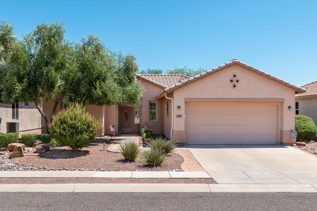 7637 W Cathedral Canyon Drive, Tucson, AZ 85743 (#22018849) :: Long Realty - The Vallee Gold Team