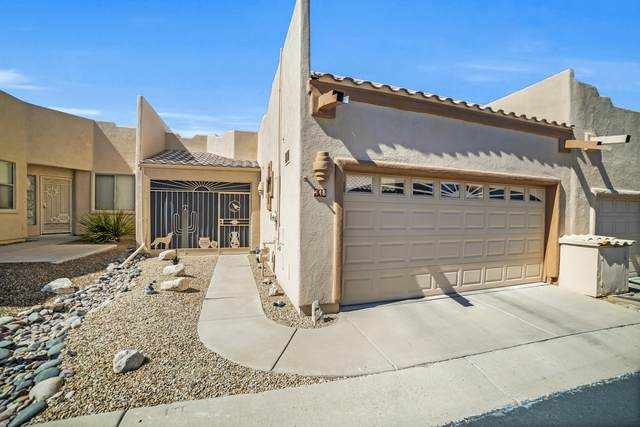 448 W Deerwood Lane, Green Valley, AZ 85614 (#22018852) :: Long Realty - The Vallee Gold Team