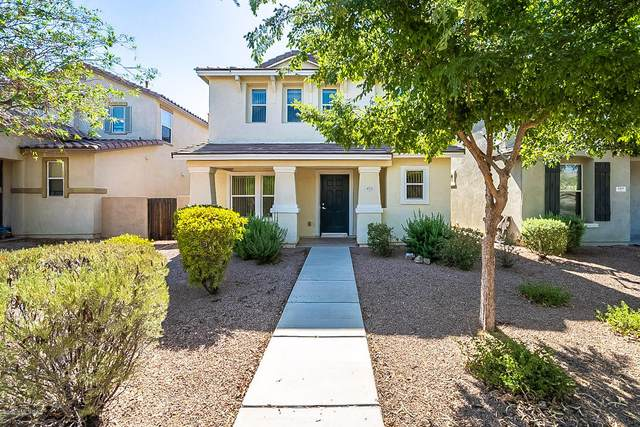 673 W Paseo Celestial, Sahuarita, AZ 85629 (#22018856) :: AZ Power Team | RE/MAX Results