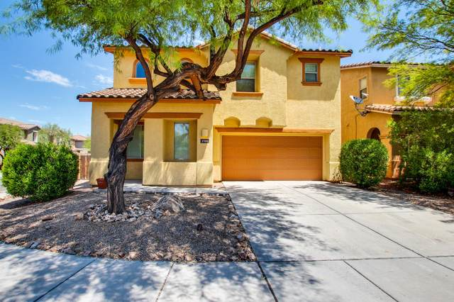 1708 W Blue Horizon Street, Tucson, AZ 85704 (#22018858) :: Gateway Partners