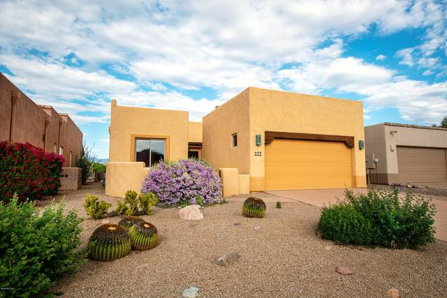 109 Powell Court, Tubac, AZ 85646 (#22018859) :: Long Realty - The Vallee Gold Team