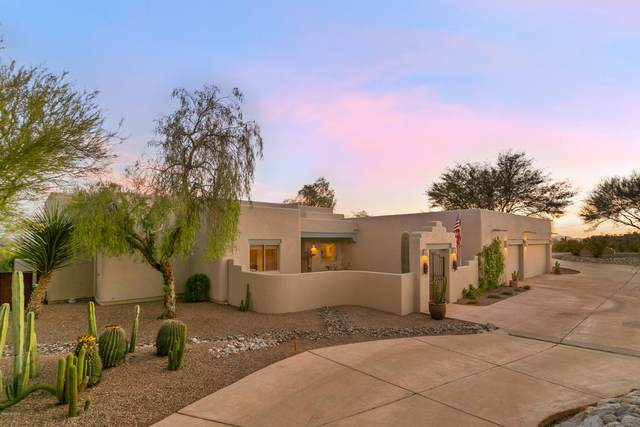 3688 N Mesquite Knoll Place, Tucson, AZ 85749 (#22018866) :: Long Realty - The Vallee Gold Team