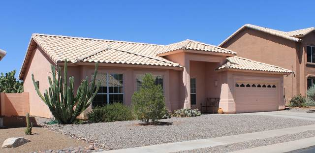 7302 W Rivulet Drive, Tucson, AZ 85743 (#22018869) :: Long Realty - The Vallee Gold Team