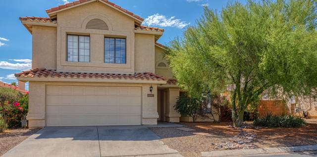 10327 N Mineral Spring Lane, Tucson, AZ 85737 (#22018871) :: Long Realty Company
