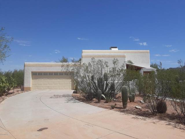 8216 W Millipede Place, Tucson, AZ 85735 (#22018905) :: Long Realty - The Vallee Gold Team