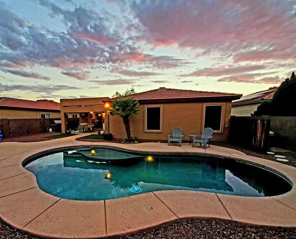 10661 S Silverbluff Drive, Vail, AZ 85641 (#22018908) :: Gateway Partners