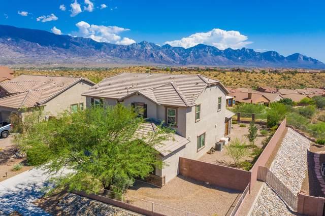 60947 E Eagle Ridge Drive, Tucson, AZ 85739 (#22018914) :: Long Realty - The Vallee Gold Team