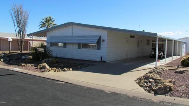 159 W Palma Drive, Green Valley, AZ 85614 (#22018918) :: Long Realty Company